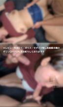 爆乳黒乳首が揺れる人妻は昼下がりに旦那の隙をみて喘ぐ。そして取り返しのつかない事態に