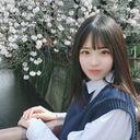 完全顔出し!!【無修正】18歳現役女子◯生!無邪気な色白美少女に2回中出し!!