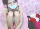 スレンダー美女のオナニー配信5