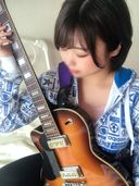 【流出】ガールズバンド ボーカルK(20)ボーイッシュな爆乳歌姫のプライベートな女子の顔 中出しハメ撮り流出【個人撮影】