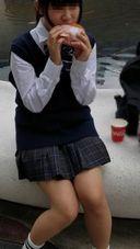 限定【個撮】県立普通科③ポニテ少女と放課後デートからハメ撮りセックス