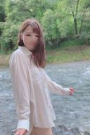 限定【無修正・VR特典】シャツ1枚色白女子大生。野外露出連続中出し(35分)