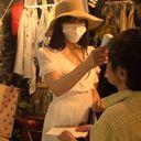 【ハメ撮り】マスク姿の清楚な女の子が沢山ご奉仕してくれた。