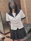 【個人撮影】ちふゆ18歳巨乳F乳少女に生中出し【山射】