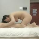 爆乳人妻と朝までセックスしまくった!