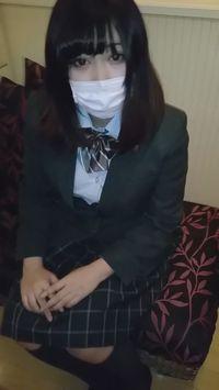 【個撮】県立普通科③大きな瞳の女の子。ハメ撮り