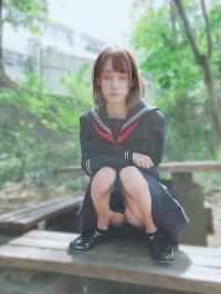 【個撮】都立普通科新入生①昨年度3月幻の卒業式・屋外フェラとハメ撮り