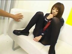 LEGS + Ⅴ Pantyhose and tights bombshell Mii Part 1