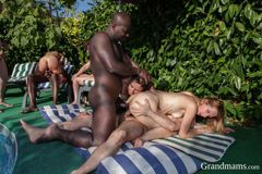 A MATURE ORGY MADNESS PART 1