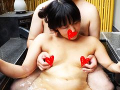 Active female college student ♥ Affair ♥ Hot spring ♥ Aya-chan (22) [Part 1]