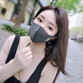 初撮影!!【無修正】お洒落な現役アパレル店員を口説いて仕事帰りに中出し!!