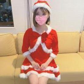 聖なる夜に圧倒的サンタが舞い降りた❤️「私がプレゼント♡」とは言われませんでしたが精子をたっぷりお返ししました~♪【個人撮影】