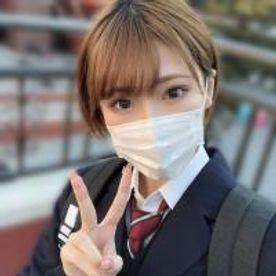 【顔出し】県立女子校③ボーイッシュな美少女。