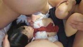 【個撮】県立普通科①140㎝天使と最後の約束+3人連続挿入〇〇。