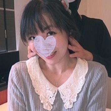 【個人撮影】スレンダー美巨乳ドスケベ痴女ふみえさんに大量発射!