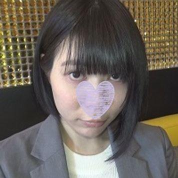 【個人撮影】黒髪ショートのスレンダー美人妻かえでさんに再会記念中出し!