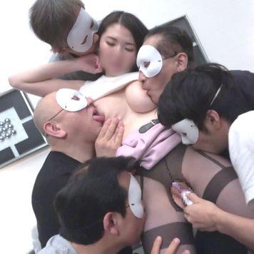 【個人撮影】♀80奇跡体型Hカップ極スレンダーな20歳素人娘と7P乱交2/2【高画質特典アリ】