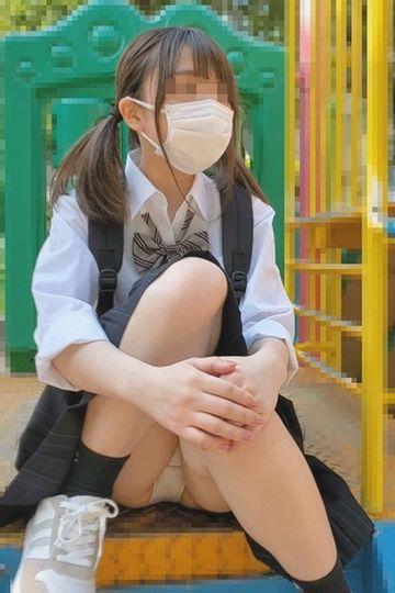 28まで【個撮】県立普通科②ツインテ少女。放課後公園待ち合わせお泊り中出し口内射精